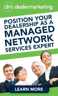 Dealer Marketing Managed Network Services